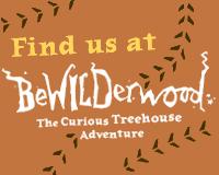 find us at bewilderwood