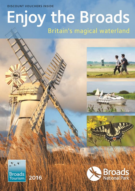 enjoy the broads brochure
