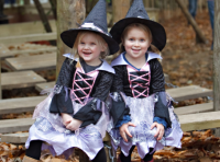 BeWILDerwood little witches